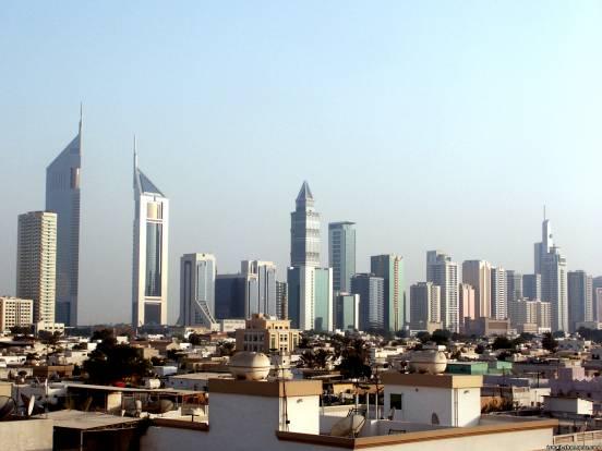 фотоблог Исмаила Шангареева | Небоскребы в Дубае