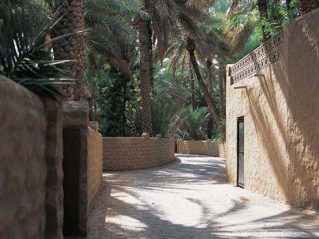 Исмаил Шангареев - Аль Айн, город оазис в ОАЭ