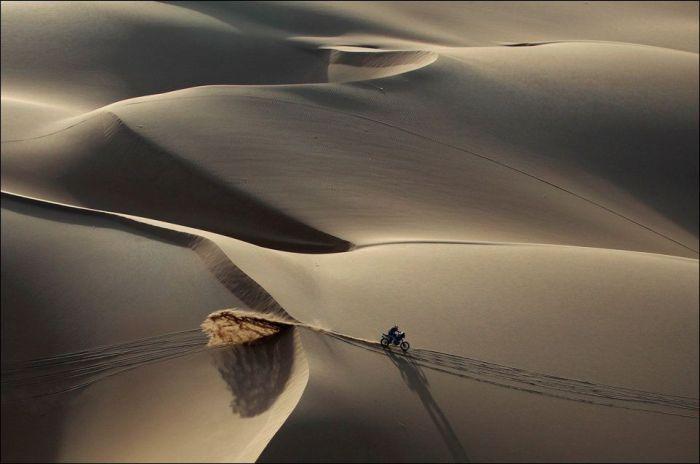 Исмаил Шангареев - Аравийская пустыня