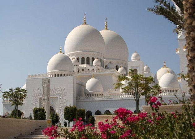 Исмаил Шангареев - Мечеть Шейх Заеда в Абу-даби