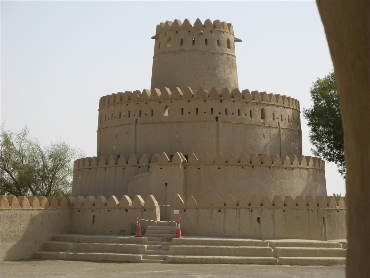 Исмаил Шангареев - город Аль-Айн (ОАЭ)