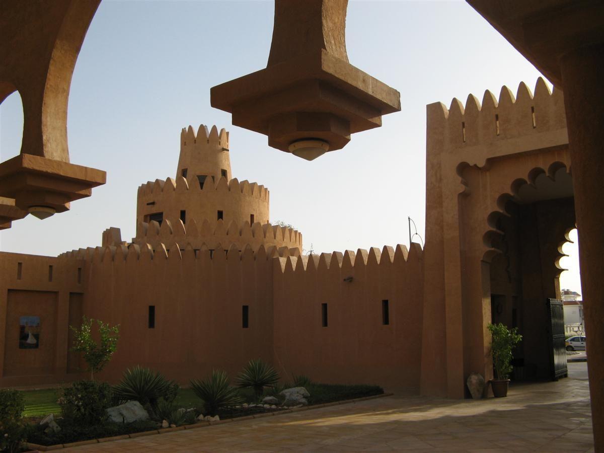 Исмаил Шангареев - Большой музей в Аль-Айне