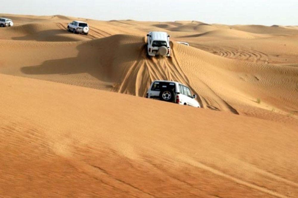 Исмаил Шангареев - Пустынное сафари в ОАЭ