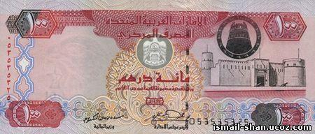 Курс валюты оаэ к доллару