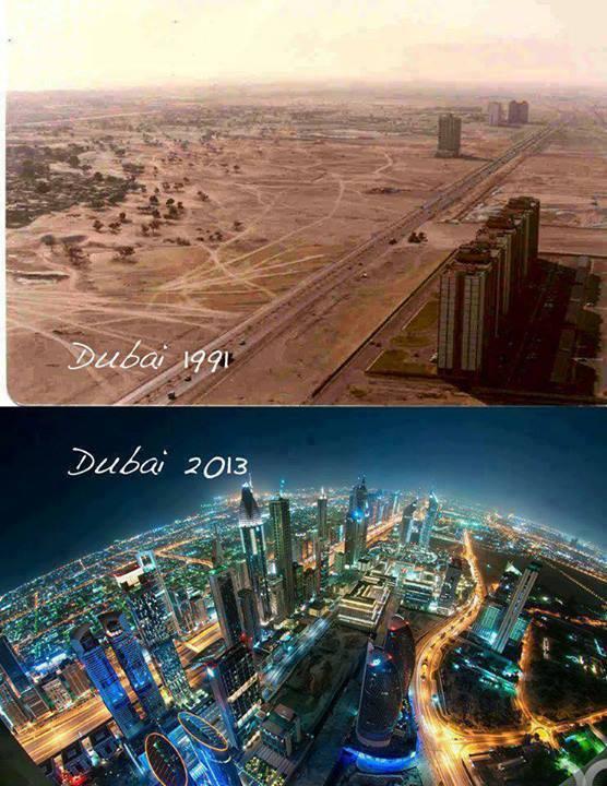 Исмаил Шангареев + Фото старого Дубая 2