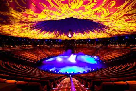 Исмаил Шангареев: Водный театр в Дубае планируют открыть в 2016 году