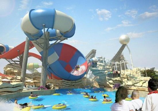 Ismagil Shangareev : Aqua park UAE