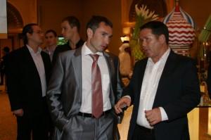 Исмаил Шангареев на Дне России в ОАЭ